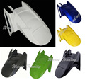 Rear Wheel Hugger Fender Mudguard Mud Splash Guard For Kawasaki Ninja ZX6R ZX636 ZX 6R 636 2003-2004
