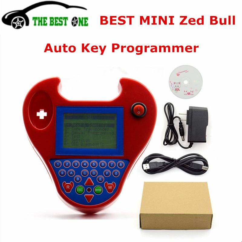 Программатор ключей от Zedbull V5.08, автоматический ключ, программатор, умный чип-транспондер, мини-клонер Zedbull V508 Zed-Bull, без токеров CNP, лучшее кач...