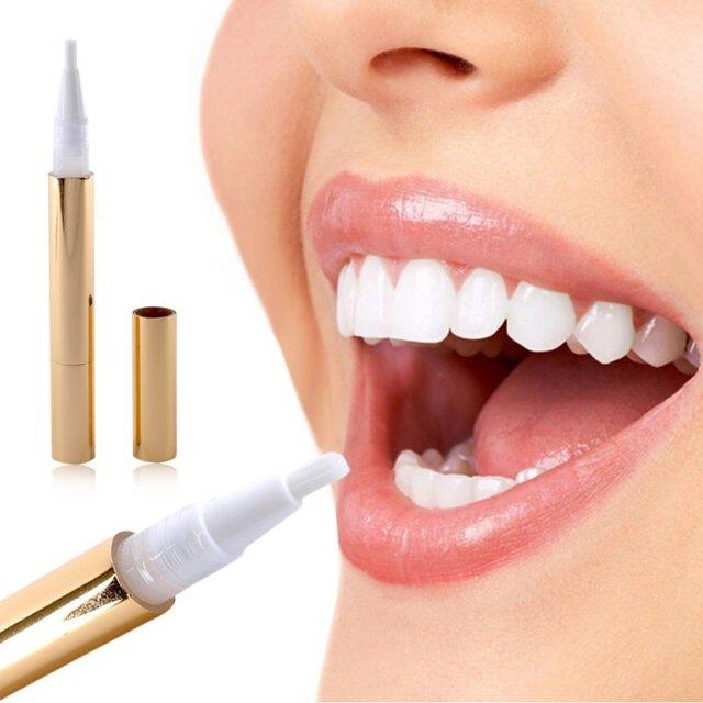3g blanqueamiento de dientes lápiz maquillaje diente Gel blanqueador de lejía mancha borrador removedor de salud y belleza