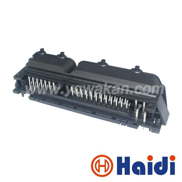 Frete grátis TE 80pin ECU Do Motor parte para 28pin PCB masculino 1393436-1 e 52pin 1393450-1 80pin conector ECU 1534512-3