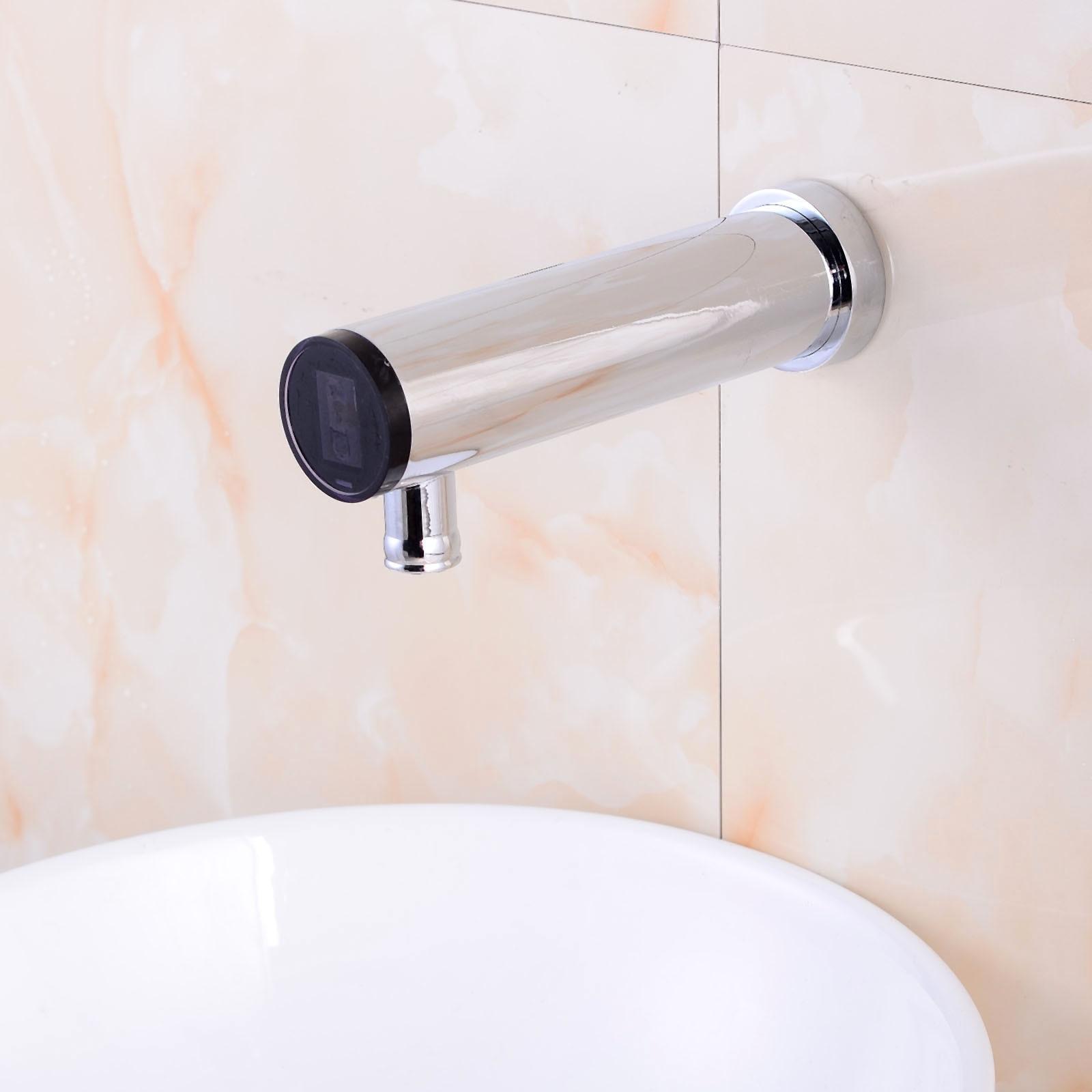Aliexpress.com : Buy Automatic Sensor Faucet Bathroom Sense Faucet ...