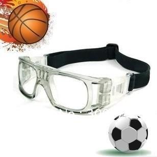 b705e6c0a8f Sports eye safety protection glasses basketball soccer optical eyeglasses  eye glasses spectacle frame eyewear can filling myopia