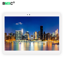 BMXC original Tablet PC 4G Phablet 4GB ROM 64GB RAM Octa Core MTK8752  1920*1200 IPS Phone Call SNS gogle play DHL Free Shipping