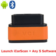 2016 Launch X431 iCarScan Super Launch X431 iDiag Auto Diag Scanner For Android Get Free Any 5 diagnostic software Full System