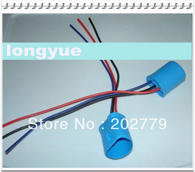 US $7.95 |longyue 20pcs 9004/9007/HB1/HB5 male NEW Male Wire Connector on 9004 bulb wiring, 9003 bulb wiring, h4 to h13 wiring,