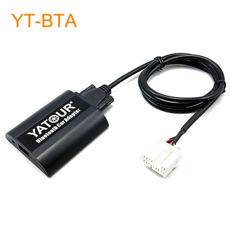 Yatour BTA Car Bluetooth Adapter Kit for Factory OEM Head Unit Radio for Opel Agila