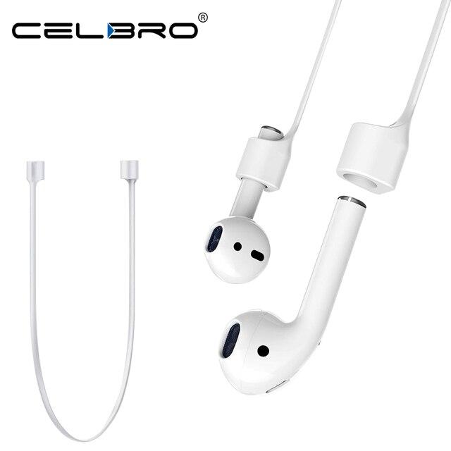 For Apple Airpods Headphones Anti Lost Strap Loop String