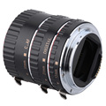 Macro Automatic Auto Focus AF Electronic TTL Extension Adapter Tube Set Photographic Lens Adapter for Canon EOS EF EF-S Lens