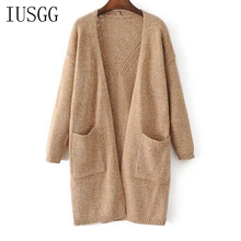 Women Long Cardigan Autumn Thicken Jacket 2020 New Open Stitch Knit Sweater Free Size Jacket Coat 2020 New Jumper Warm Coat maggie carpenter cowboy s rules 2