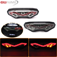 NEW For YAMAHA FZ 09 MT 09 FJ 09 MT09 Tracer 2014 2016 Motorcycle Integrated LED Tail Light Turn signal Blinker Assembly