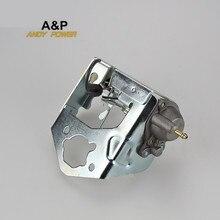 5kw 6.5KW  generator Auto carburetor choke valve governing pump,188F GX390/GX420 auto choke valve regulating pump damper bracket