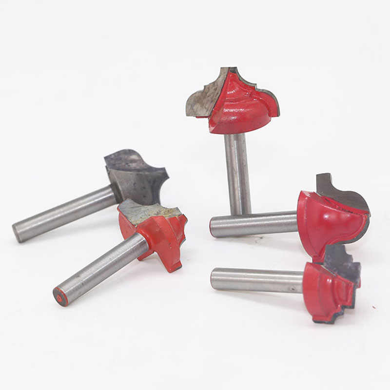 Tools 6mm Shank Wood Cutting Wooden Cutter Endmill Router Bit Milling Cutters
