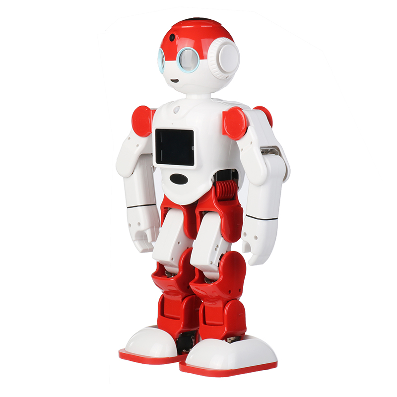 High-End Intelligent Humanoid Robot Voice Control Robot Programming Software APP Control Security Education Children Present