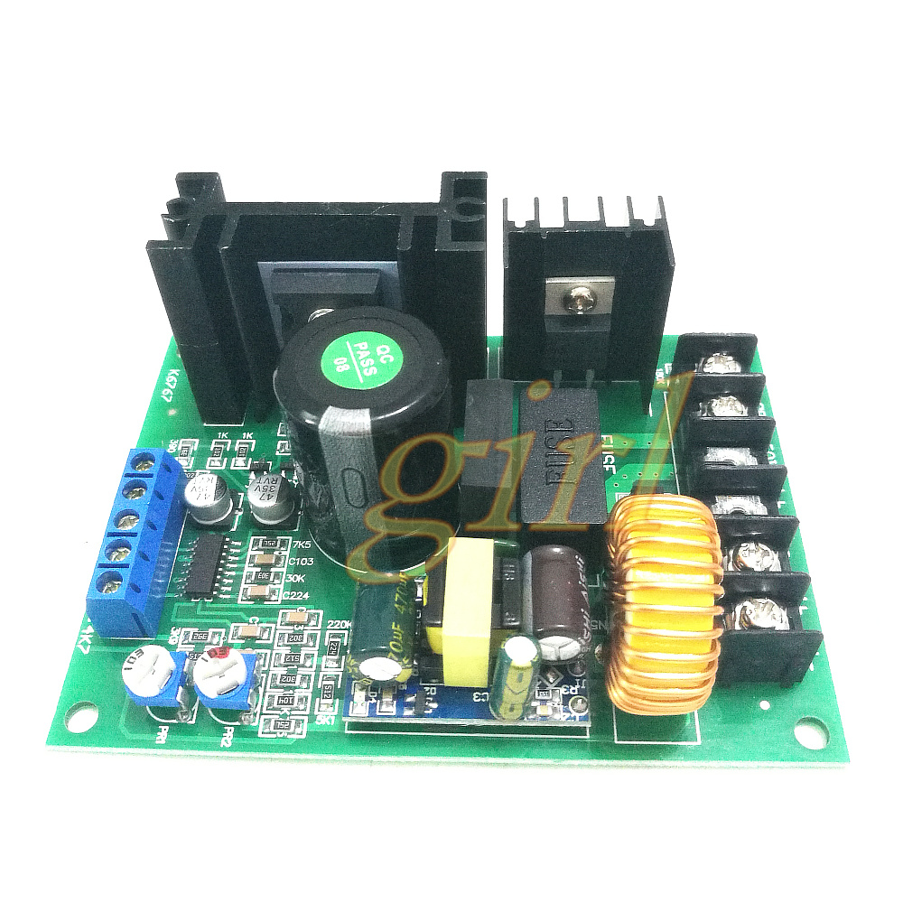 LY-820 PWM 110V220V DC permanent magnet motor governor drive module controller board