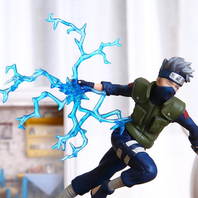 Naruto Hatake Kakashi Action Figure Toys Japan Anime Figure Naruto Collectible Toys PVC Model Toys For Kids Child Birthday Gift
