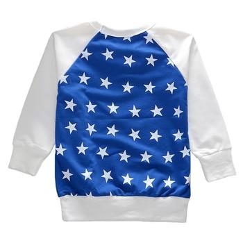 2016 New Hot Kids Sweatshirts Children Boys Girls Spring Autumn Thin Sweater Long Sleeve Outwear Baby Clothes