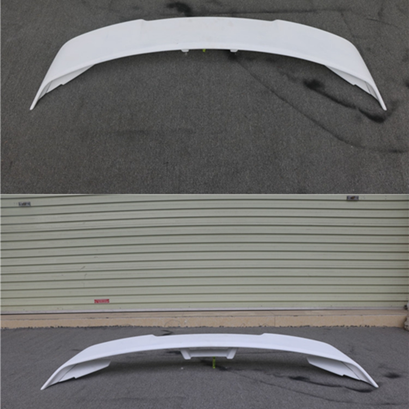 Carbon Fiber / FRP CAR REAR WING TRUNK SPOILER FOR NWE 18 19 FORD MUTANG 2015 2016 2017 2018 2019 GT Style BY EMS