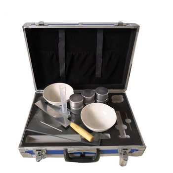Manul Plastic Limit Test Set For Soil Plasticity Test Soil Test Kit Liquid Limit Device
