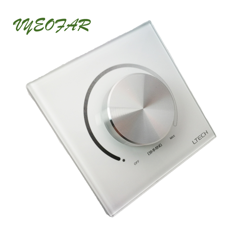 LTECH Led 1 10V Dimmer AC 90V 250V High Voltage Input 5A Switching Power Manual Knob