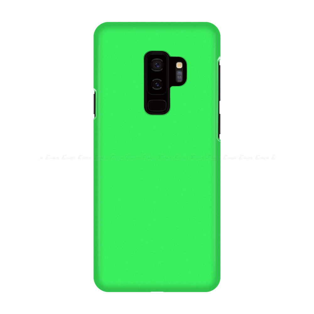 Ultra Thin Slim Matte Hard PC Plastic Phone Case For Samsung Galaxy Note 9 8 S10e S10 S9 S8 Plus S6 S7 Edge Frosted Back Cover