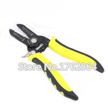 Wire Stripper pliers, Strippers Electronic pliers Suitable for 0.6-2.6mm 22-10AWG high quality mk bxq 50b china wirestripper electric wire strippers auto stripper clamp