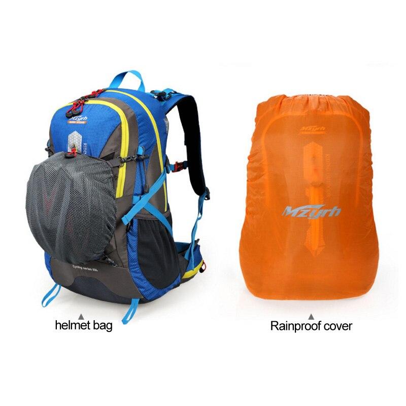 ROCKBROS 24L рюкзак для велоспорта, повседневный Школьный рюкзак, водонепроницаемый рюкзак для велосипеда, Рюкзак Для Путешествий, Походов, Кемп... - 2
