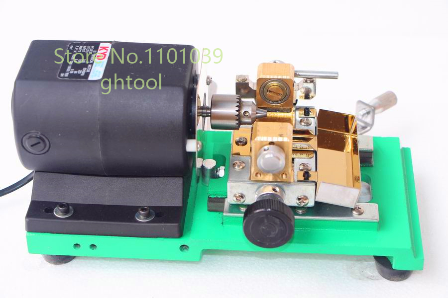 Free Shipping Jewelry Shop Tools Pearl Drilling Machine Beading Holing Machine 1 pc/lot jewelery tools pearl beading exaggerate bell sleeve ribbed tee