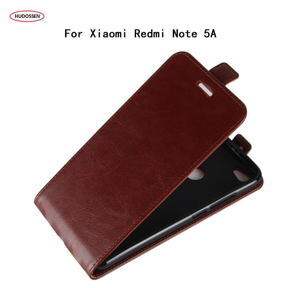 HUDOSSEN Telefon Fall Für Xiaomi Redmi Hinweis 5A Prime Fall Brieftasche leder Flip Zurück Für Xiaomi Redmi Hinweis 5A Fall abdeckung