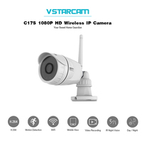 Vstarcam C17S Full HD Wireless IP Camera 1080P WiFi Bullet Surveillance Camera Outdoor Waterproof Home Security