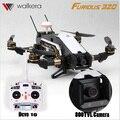 F16886/87 Walkera TVL800 Furioso 320 GPS RC Drone con Cámara 1080 P Devo10 2.4G Transmisor RTF Quadcopter OSD PPC Modular