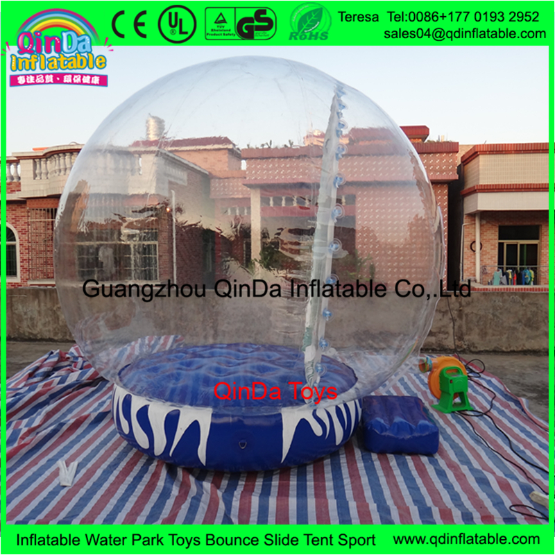 inflatable snow globes22