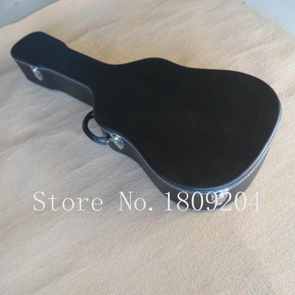 popular acoustic guitar hard case buy cheap acoustic. Black Bedroom Furniture Sets. Home Design Ideas