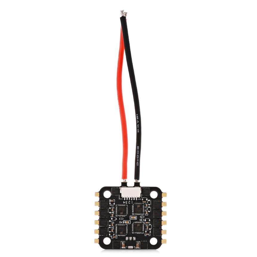 Favourite FVT LittleBee Spring 4 IN 1 2-3S 6A BLHeli-S Brushless ESC Support Oneshot125 Oneshot42 Multishot and DShot Z816