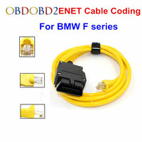 For BMW ENET E SYS ICOM Coding OBD2 Diagnostic Cable For BMW ENET Ethernet ESYS Data