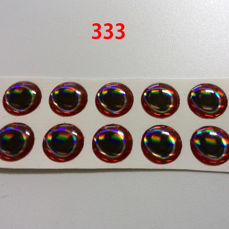 new fish eyes 4mm5mm6mm7mm each size 5000pcs of 222 555 8mm siliver eyes 10000pcs 3 4