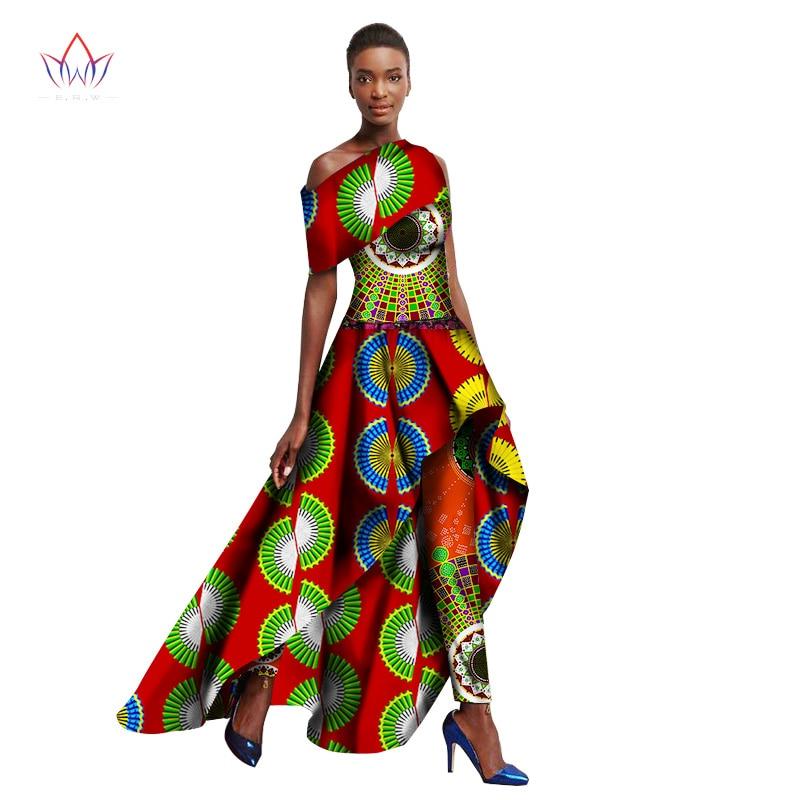 2019 Printemps Ankara Fashions Vêtements africains traditionnels - Vêtements nationaux - Photo 3