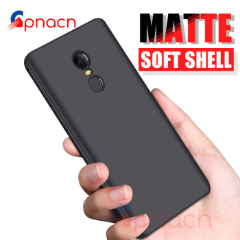 GPNACN Silicon TPU Case For Xiaomi Redmi Note 4 4X 5A Pro Full Cover Soft Cases For Redmi 4 4X 4A 5A 5 Plus Protective Shell