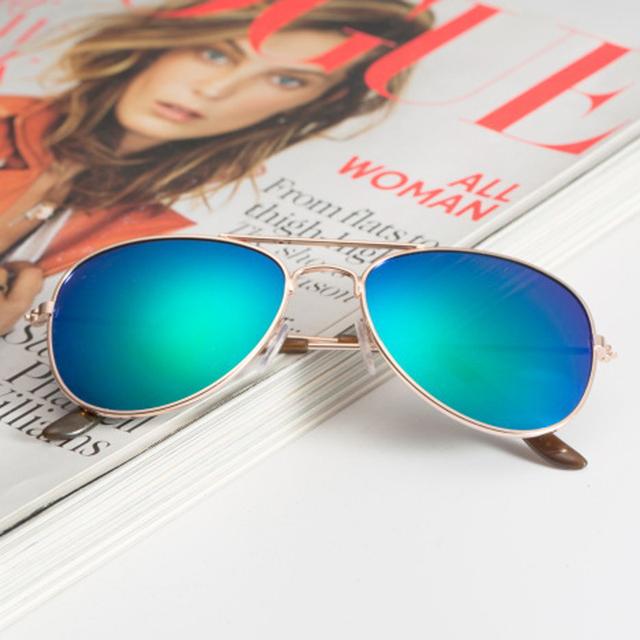 Fashion Kids Sunglasses Pilot Children Sun glasses Pilot Baby Sunglasses 100%UV Protection