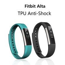 LNOP Full Cover Clear Screen Protector  for Fitbit Alta band High Definition TPU Material Ultra 0.2mm Thin Protective Film