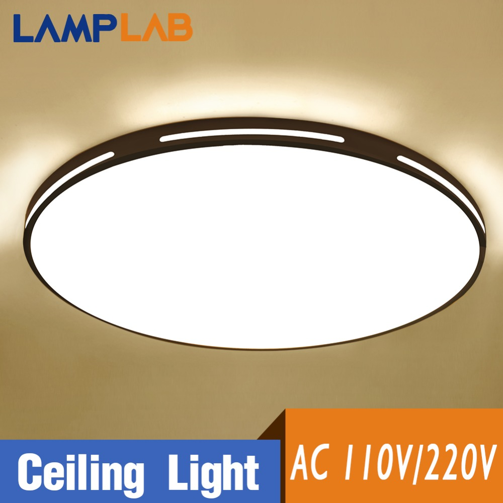 48w Flush Mount Led Pendant Light Ceiling Lamp Bedroom: Modern LED Ceiling Light Lamp Lighting Fixture Surface