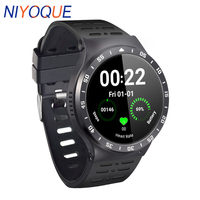 NIYOQUE Stylish S99A Android OS Smart Watch 8G ROM Touch Screen 3G GPS WIFI Fitness Tracker