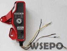 Chongqing Quality! Electric Start Key Switch Control Box for GX160/GX200/168F/170F 5.5~7HP 163cc~212cc 4 stroke Gasoline Engine