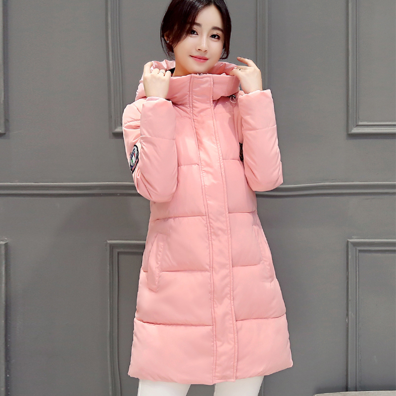 women s fashion thickening cotton padded jacket cotton padded clothes cultivate one s morality in winter