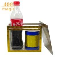 Coke bottle divided into a coke bottle split shift split coke bottle talent show magic prop 400magic