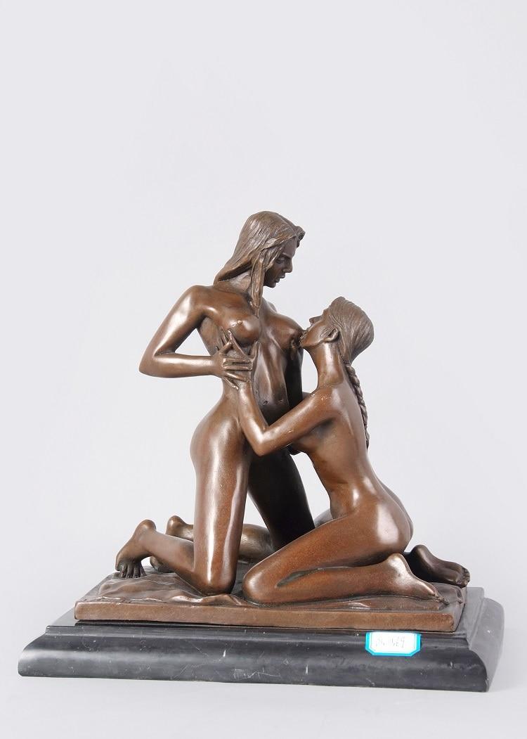 Секса статуетка