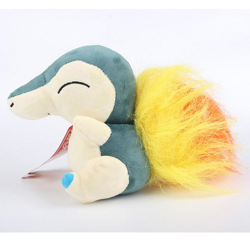 Fireball Rat Animal Dolls, 15 CM Cute Baby Plush Toys,Children Pocket Plush Toys Send Kids As Gift With Free Shipping