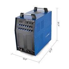 Аппарат для плазменной резки MMA TIG/WIG AC/DC 200A инвертор сварочный аппарат HF импульсный