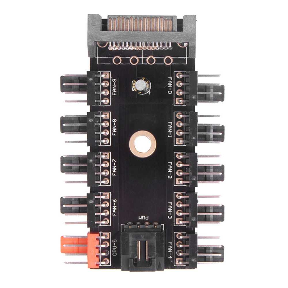 4 pin chassis fan controller