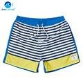 Крышка волна дышащий короткие пляж брюки мужчины размер полосы случайные шорты сухой Корейский брюки три