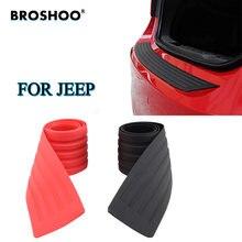 Резиновый задний бампер broshoo для автомобильного стайлинга